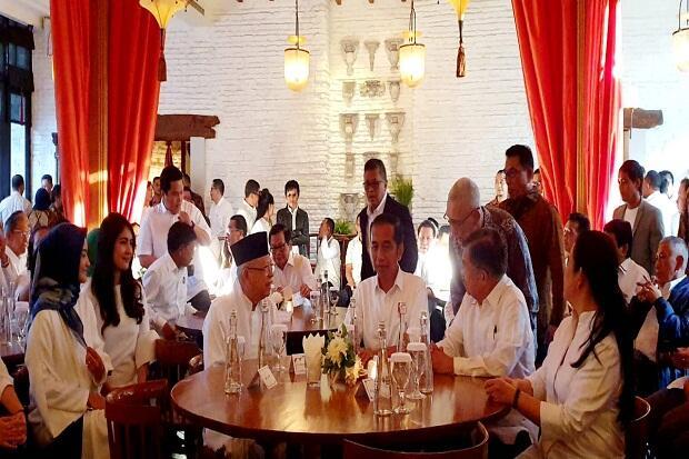 Ini Pos Kementerian Kabinet Jokowi yang Bakal Jadi Rebutan Parpol