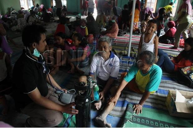 Penanganan Bencana, Pemerintah Sediakan Dana Siap Pakai Rp4,84 T