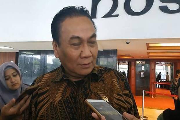 DPR Dukung Pembatalan UU KPK Lewat MK, Bukan Perppu