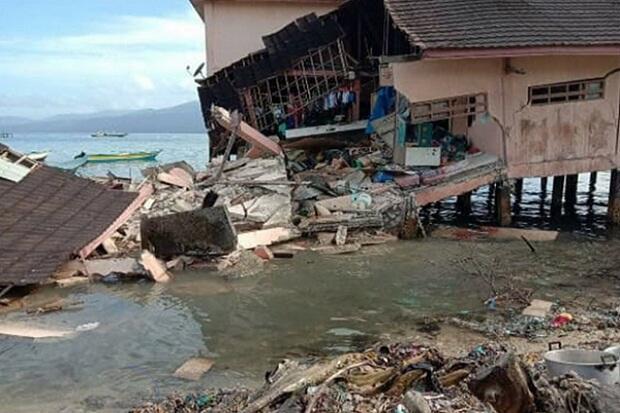 Kepala BNPB Sebut 170.000 Warga Maluku Masih Mengungsi