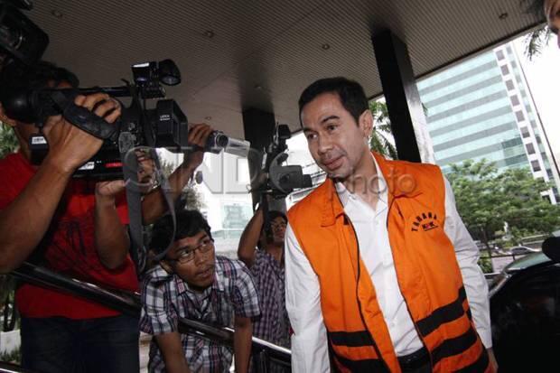 KPK Sita Aset Wawan di Indonesia dan Australia Senilai Rp500 Miliar