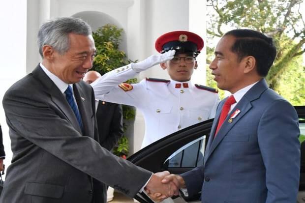 Indonesia-Singapura Sepakat Tingkatkan Stabilitas Ekonomi Kawasan