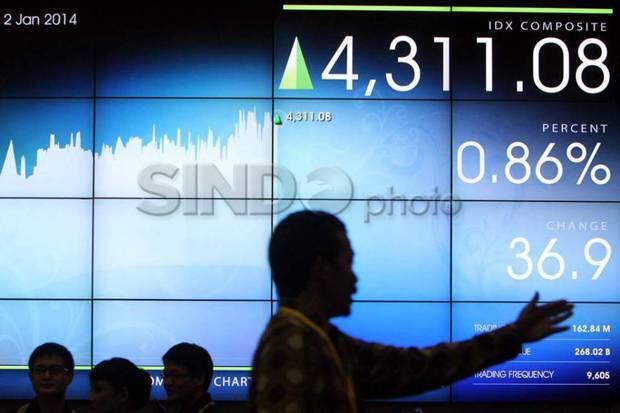 IHSG Sesi Pagi Berbalik Menguat, Bursa Asia Menghijau