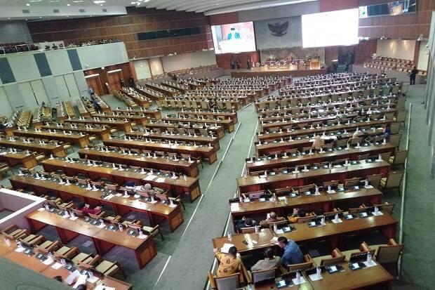 Fraksi Pemerintah Bakal Kawal Menteri di Tiap Komisi DPR