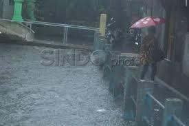 Jakarta Diguyur Hujan, BMKG Sebut Sifatnya Belum Merata