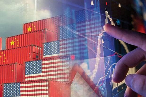 Isu Beda Pendapat AS-China Dalam Negosiasi Dagang Bikin Wall Street Jatuh
