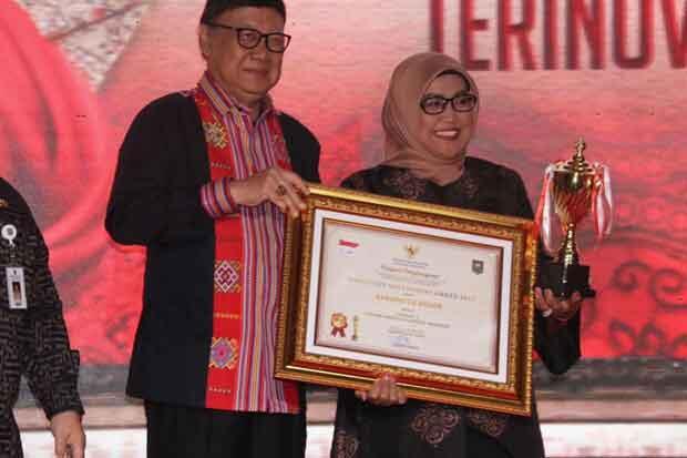 Diusung Ade Yasin, Bogor Raih Penghargaan Kabupaten Terinovatif