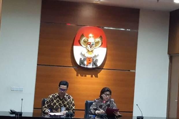 KPK Tetapkan Bupati Lampung Utara Tersangka Suap