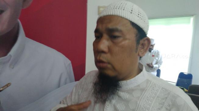 Terlibat Intimidasi, Sekretaris PA 212 Bernard Abdul Jabbar Ditahan Polisi