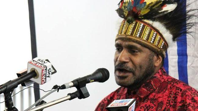 Benny Wenda Nyatakan Siap Bertemu Presiden Joko Widodo