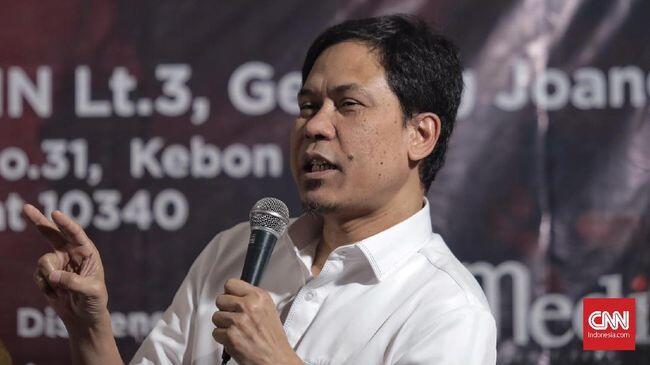 Munarman Akui Meminta Rekaman CCTV Di Lokasi Penganiayaan Ninoy