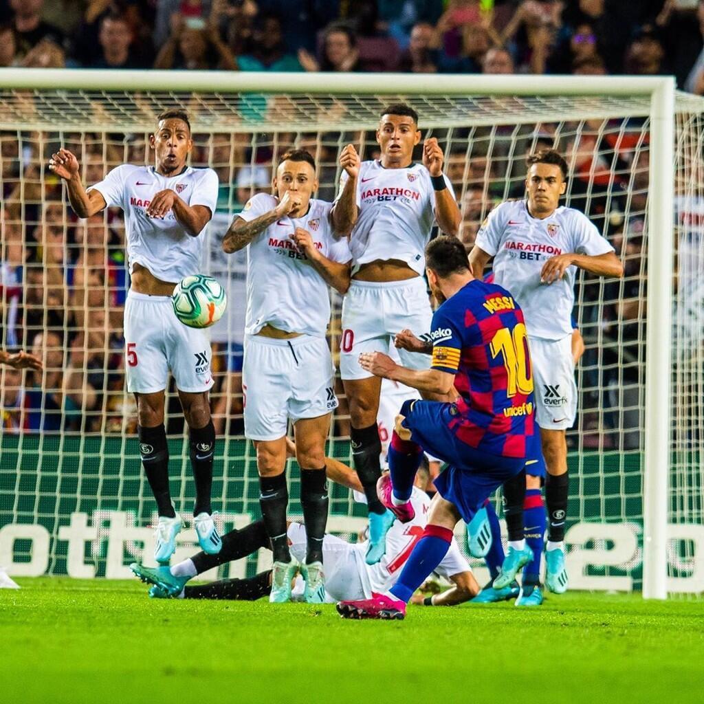 Kualitas Lionel Messi Tidak Usah Diragukan Lagi