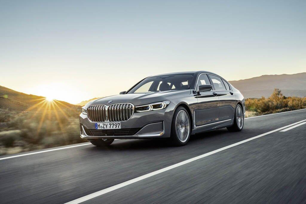 Baru! Baru! BMW Seri 7 FaceLift Luncur di TanahAir