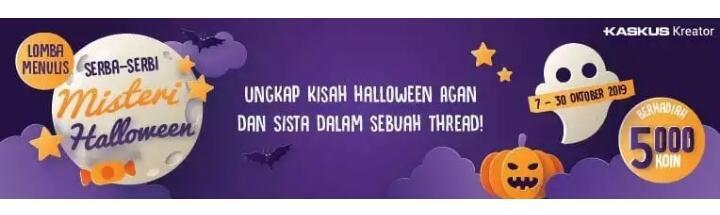 7 Fakta Tentang Halloween 🎃
