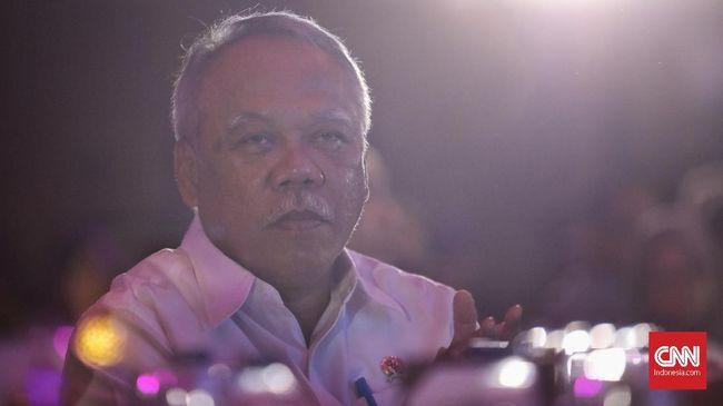 Menteri Basuki Nilai RI Kalah Efisien dari Negara Tetangga
