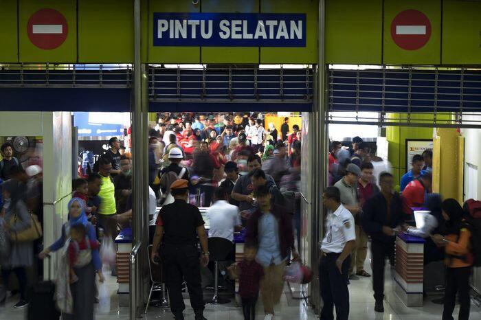 Jonan kritik perpindahan stasiun pusat dari Gambir ke Manggarai