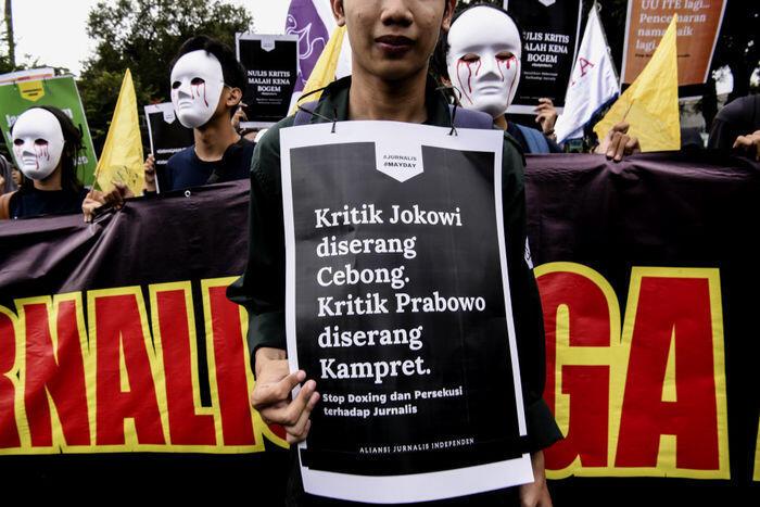 Tersangka persekusi terhadap relawan Jokowi jadi 11 orang