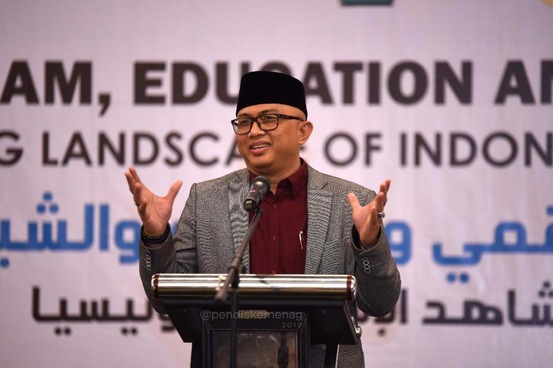 Kemenag Salurkan Bantuan Ormawa untuk Mengukuhkan Moderasi Beragama