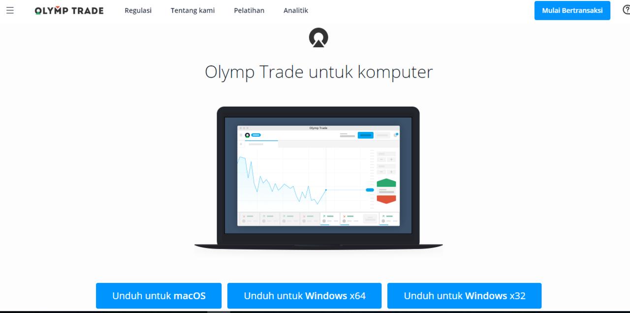 Bagaimana Cara Login di Olymp Trade Forex