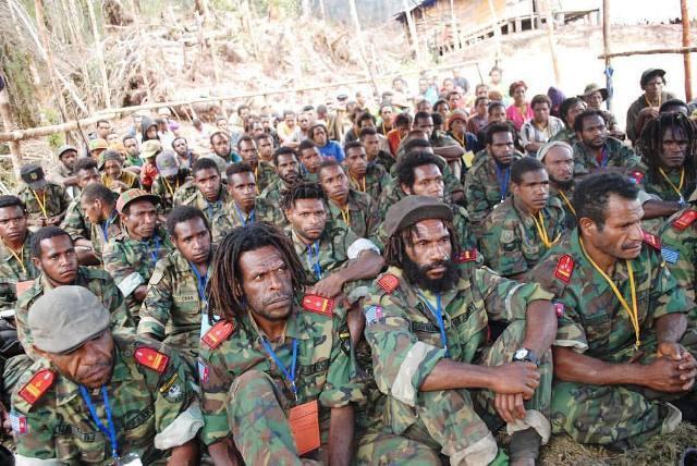PBB Diminta Tetapkan Papua Merdeka Sebagai Teroris