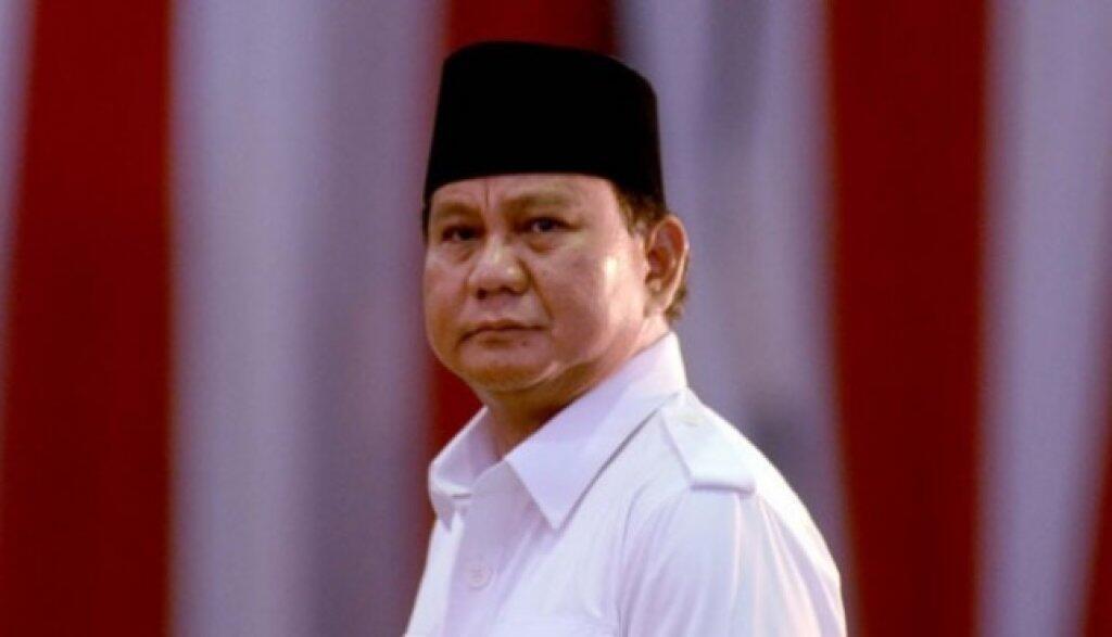 Menteri Pertahanan, Pertahanan Terakhir Prabowo?
