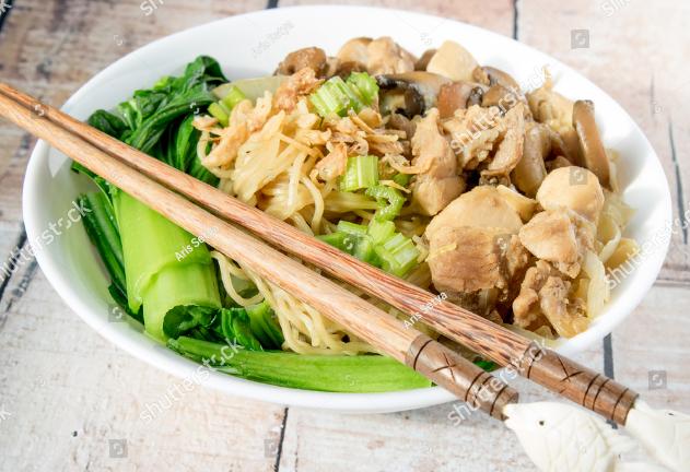 Berikut Resep Praktis Cara Membuat Mie Ayam Jamur! Cobain Yuk Gan!