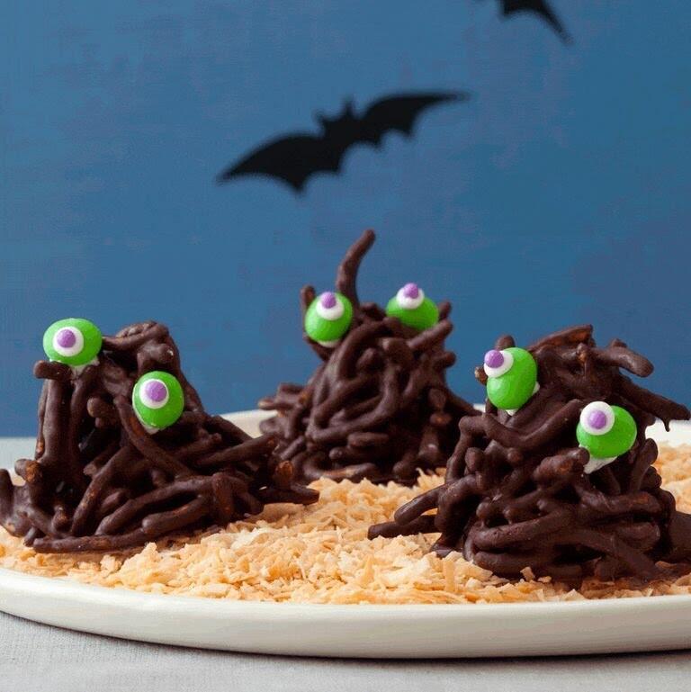 Unik! Kue-kue Seram nan Lucu ala Hallowen, Berani Coba?