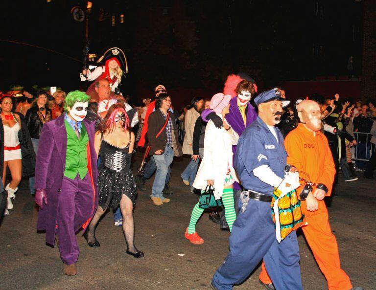 Uniknya Konsep Halloween Di Berbagai Negara