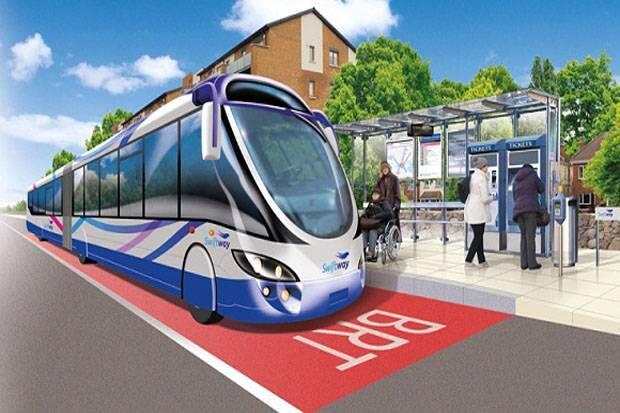 Kemenhub Garap BRT Senilai Rp326 Miliar di Lima Kota