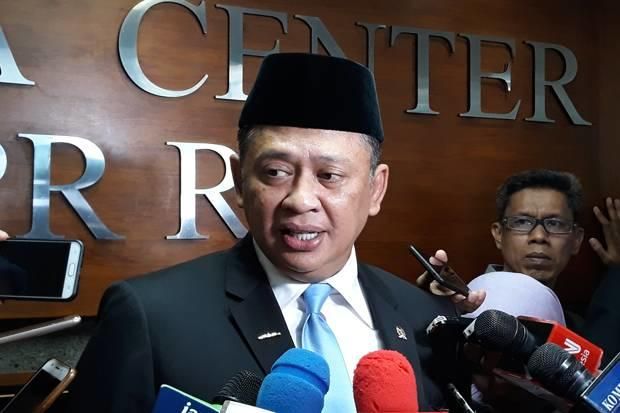 Bamsoet Ungkap 3 Alasan Pelantikan Presiden Diundur Sore
