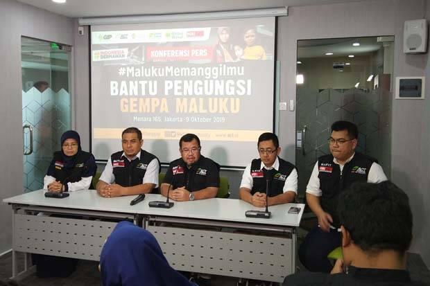 ACT Ajak Masyarakat Indonesia Bantu Korban Gempa di Maluku