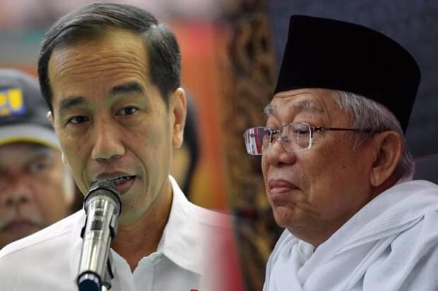 Pakaian Pelantikan untuk Jokowi-Ma'ruf Masih Tanda Tanya