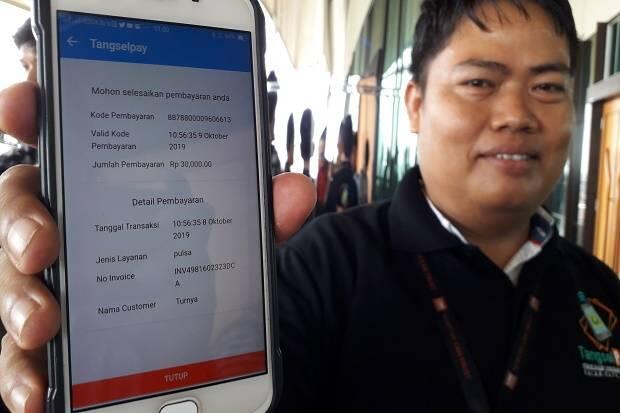 Cegah Kebocoran PAD, Pemkot Tangsel Luncurkan Aplikasi Tangsel Pay