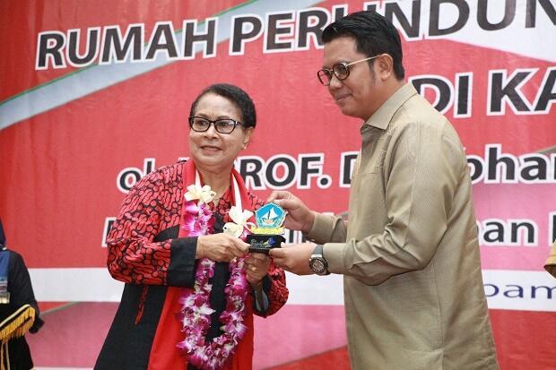 Kementerian PPPA Resmikan Rumah Perlindungan Pekerja Perempuan di Bintan