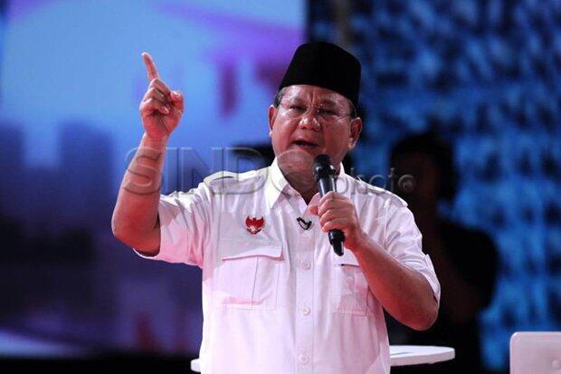 Prabowo Putuskan Sikap Politiknya Sebelum Pelantikan Jokowi