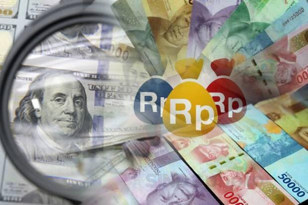 Rupiah Dibuka Loyo ke Rp14.182/USD Justru Saat Dolar AS Tertekan