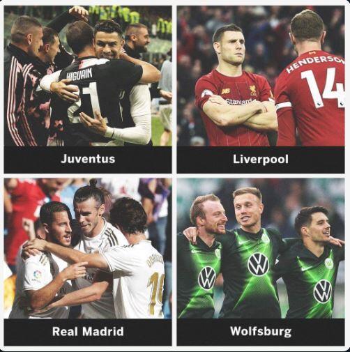 4 Tim Invincible di Liga Top Eropa Musim Ini, Klub Jagoan Agan Termasuk Nggak?