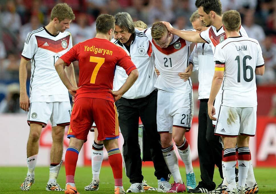 Ternyata Ada Pemain Jerman yang Lebih Sial dari Michael Ballack, Siapakah Dia?