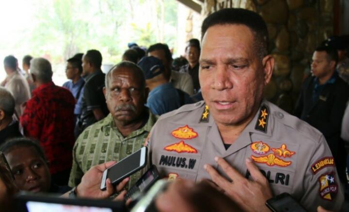 Kapolda: Tidak Ada Organisasi Keagamaan yang Resahkan Warga, Papua Sudah Aman
