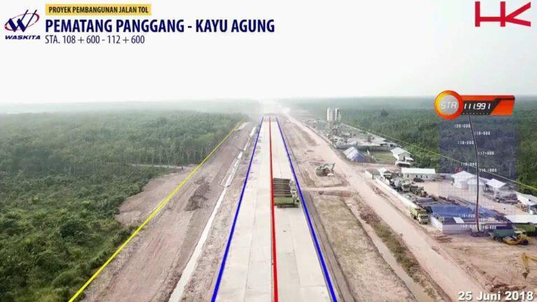 Hebat! Jokowi akan Resmikan Jalan Tol Sepanjang 189 Kilometer di Sumatera Bulan Ini