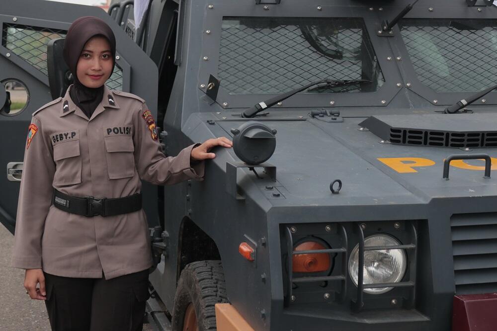Mengenal DAPC Tambora, Rantis Multiguna Andalan Korps Sabhara