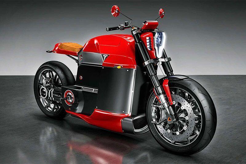 Sepedamotor Listrik Tesla Bisa Saingi Harley-Davidson dan Zero