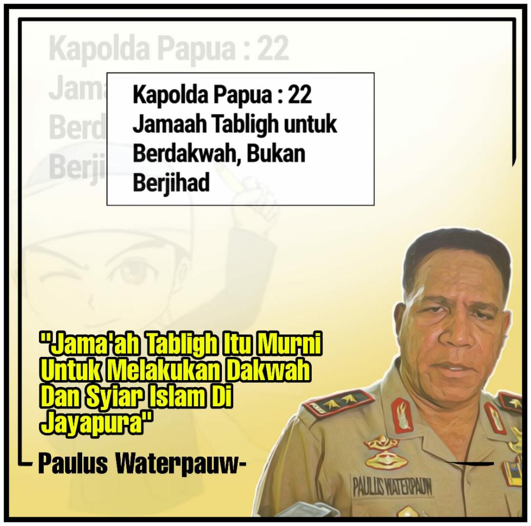 Tak Ada Kelompok Jihad di Papua