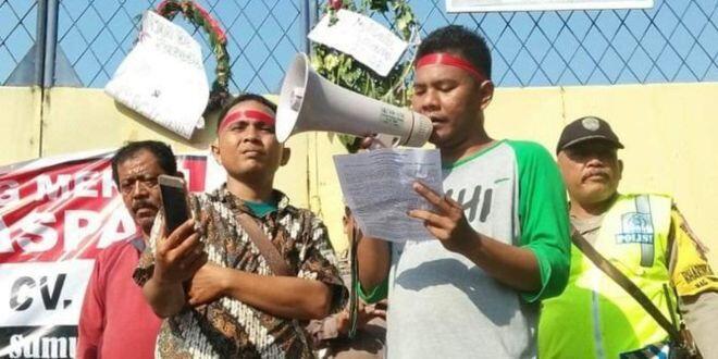 Teror Potong 'Ranting-Ranting Hijau' Walhi
