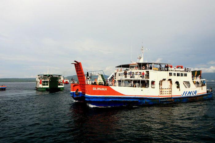 Tarif penyeberangan ferry antarpulau segera naik