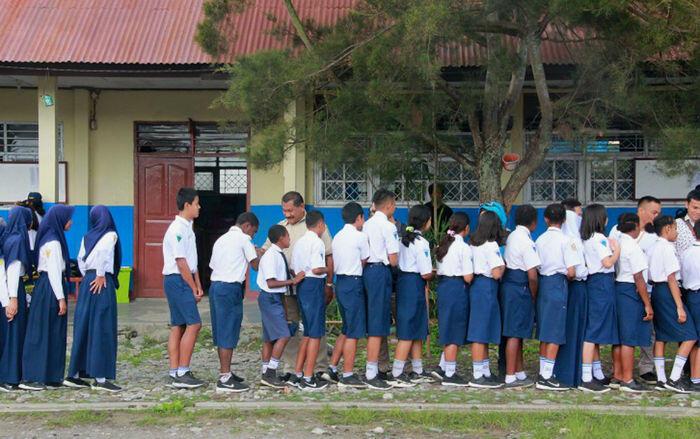 Wamena kian normal, sekolah mulai dibuka