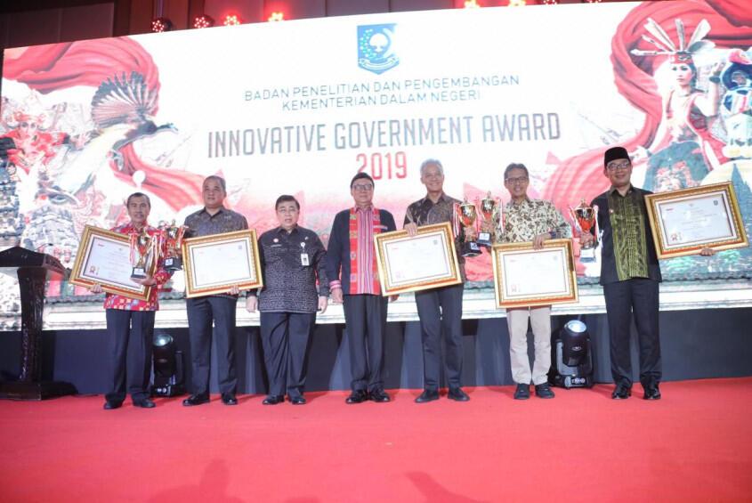 IGA 2019, Kemendagri Konsisten Dorong Daerah untuk Berinovasi