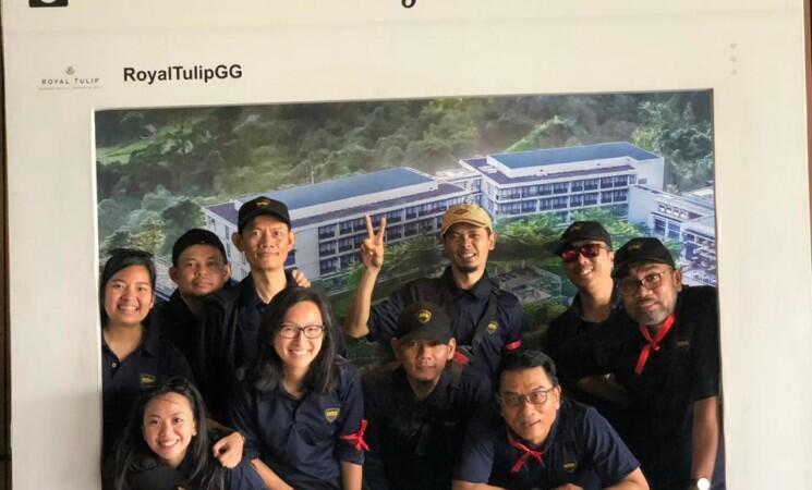 Gathering KSP di Bogor, Kala Moeldoko Berbagi Tips Kepemimpinan