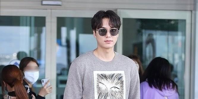 Lee Min Ho Berkunjung Ke Bali, Penggemar Dibuat Heboh