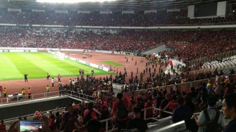 FIFA Denda PSSI Rp643 Juta akibat Kerusuhan saat Lawan Malaysia